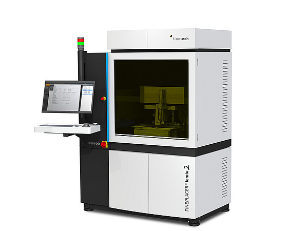 FINEPLACER<sup>®</sup> femto2 - Automated Prototype2Production Bonder