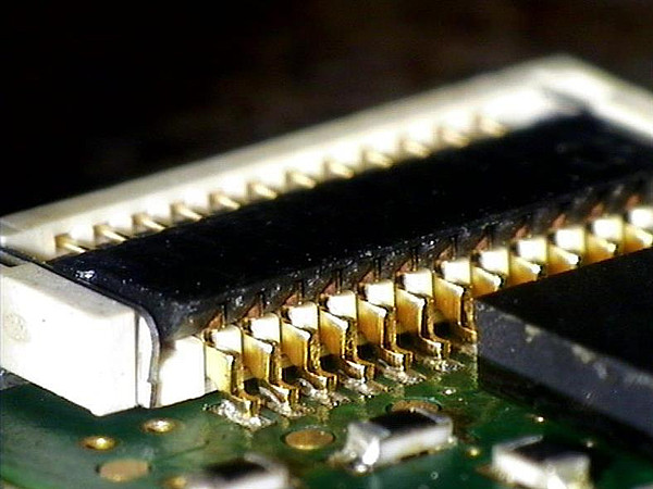 SMD Connector rework